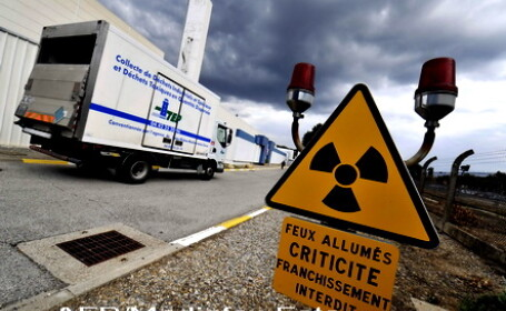 deseuri radioactive, amenintare nucleara