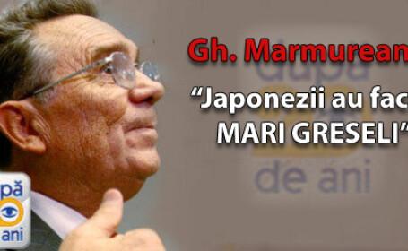 Gheorghe Marmureanu, Dupa 20 de ani