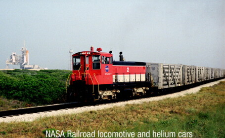 trenul spatial NASA