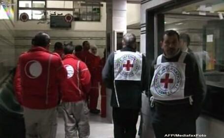 Crucea Rosie in Siria