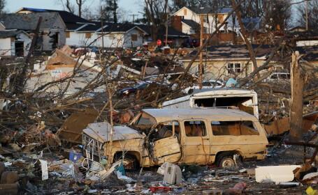 Uragan in SUA