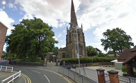 biserica Marea Britanie