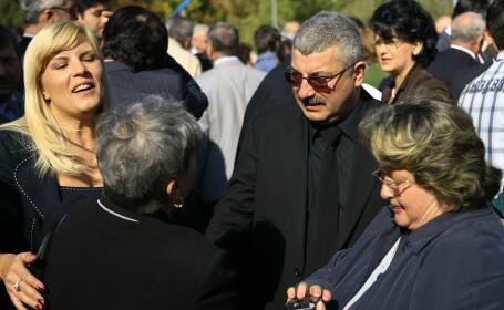 Elena Udrea si Silviu Prigoana