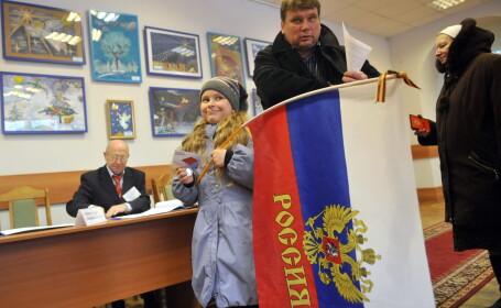 S-a dublat numarul rusilor care cred ca traiesc in democratie. Numarul lor este insa ridicol de mic