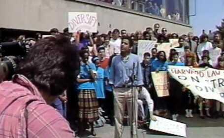 Barack Obama in 1991