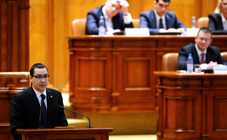 Opozitia isi va intrerupe greva parlamentara pentru a vota ridicarea imunitatii lui Boldea