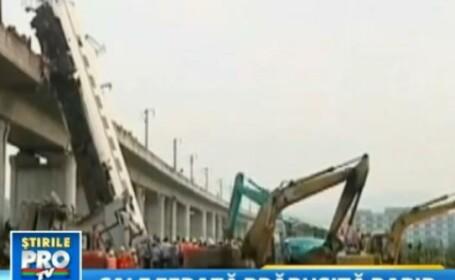 cale ferata prabusita, China
