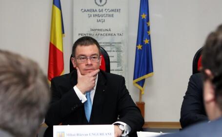 Surse oficiale: Ungureanu a discutat la telefon cu Borbely, intalnirea a fost amanata pentru astazi