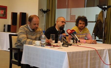 Bogdan Herzog, Ema Cernescu, Sasa Moza