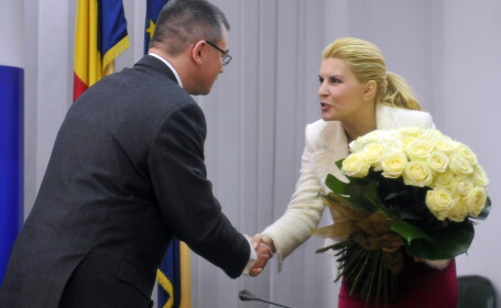 Udrea: Ungureanu poate fi liderul in jurul caruia sa se construiasca o noua forta politica