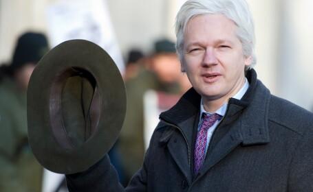Julian Assange poate fi extradat in Suedia, unde este acuzat de viol