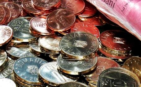 leu, monede, bani