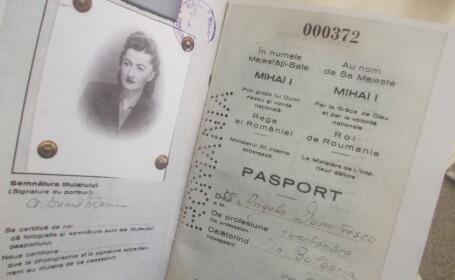 pasaport vechi