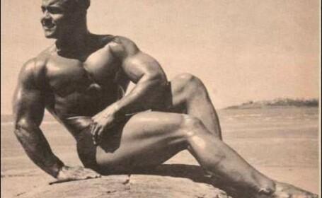 La 100 de ani, un fost Mr. Universe isi spune secretele. \