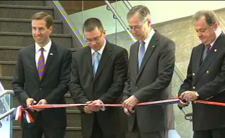 ambasada SUA inaugurare