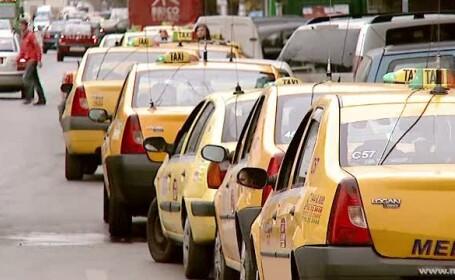 Lege noua pentru taximetristi: aviz psihologic, plus geam de protectie si buton de panica in masina