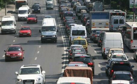 Situatia traficului in tara. Cand este cel mai bine sa plecati la drum spre munte sau mare