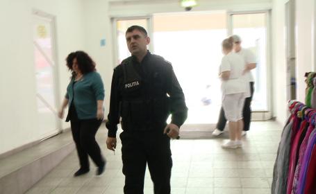 politist, atentat, bomba