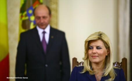 Elena Udrea, intrebata daca va fi sefa lui Basescu in PDL: Situatia asta nu se va intampla vreodata