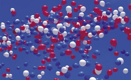 Balonul cu heliu care a facut inconjurul lumii. Baiatul care l-a lansat, surprins de destinatie