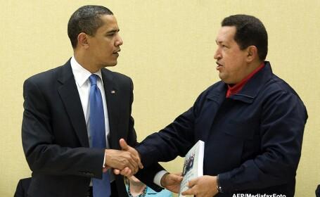 SUA sustin poporul din Venezuela si doresc relatii \