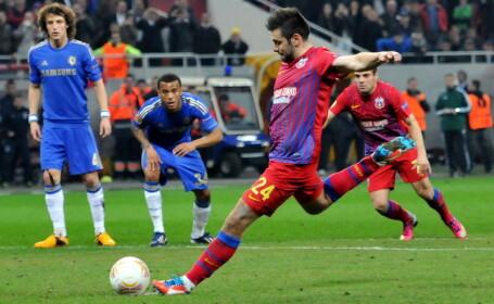 Steaua, Raul Rusescu