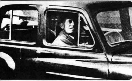 Ce a fotografiat in masina, langa mormantul mamei ei. Expert: \