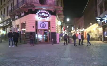 centrul istoric, cluburi
