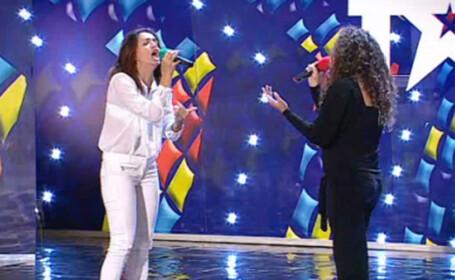 Andreea si Francesca Ilie