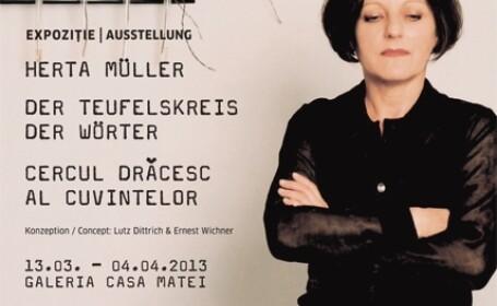 expozitie, Herta Muller,