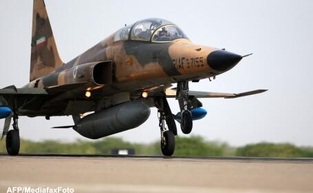 Avion de lupta al Iranului