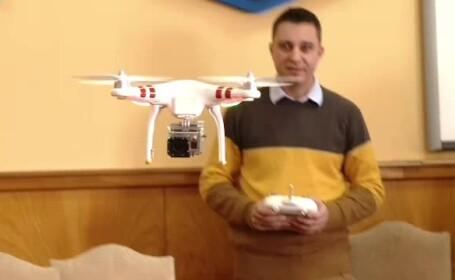 Drona Timis