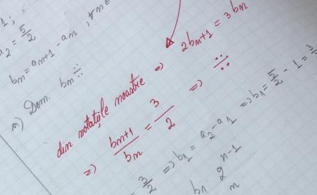 Dezastru la simularea examenului de Bacalaureat. 80% dintre elevi au picat la Matematica