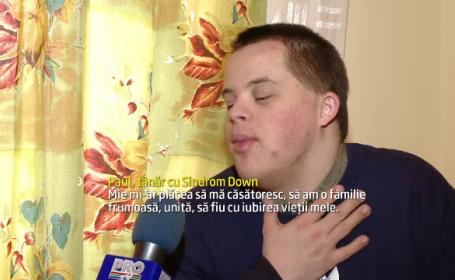 Paul, Sindromul Down