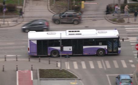 Timisorenii renunta la mijloacele de transport in comun.Numarul calatorilor,la jumatate fata de 2010