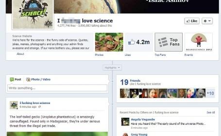 Are peste 4 milioane de admiratori pe Facebook, dar pana acum nimeni nu stia cine este de fapt