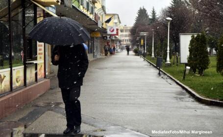 COD GALBEN de vant valabil in mai multe judete din Romania. Zonele afectate