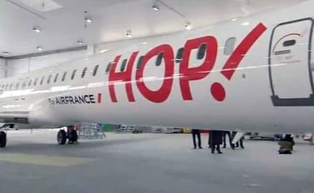avion Hop! Air France