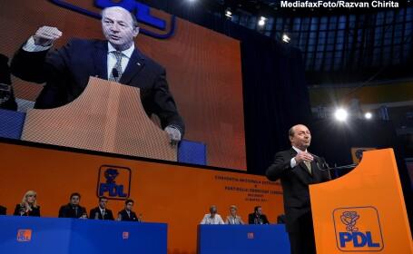 Traian Basescu, PDL