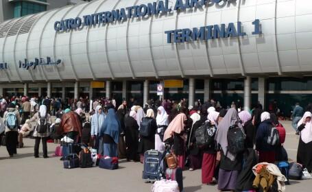 Aeroportul din Cairo
