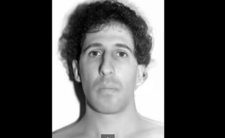 Un selfie pe zi, timp de peste doua decenii. Transformarea unui barbat pe parcursul a 24 de ani. VIDEO