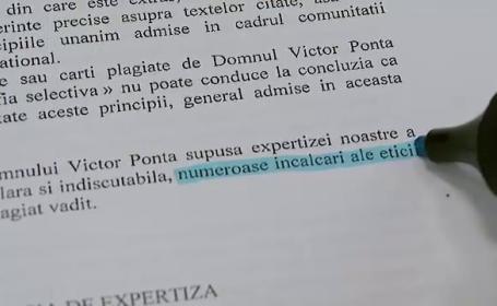 Decizia in cazul plagiatului lui Victor Ponta, amanata pentru 17 martie