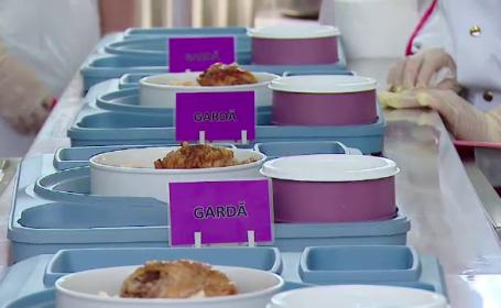 Sistem modern de distributie a mancarii, la Targu Mures