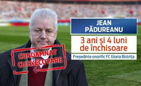 DOSARUL TRANSFERURILOR - Jean Padureanu