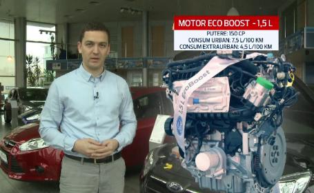 Vitalie Cojocari, despre noul motor EcoBoost produs de Ford