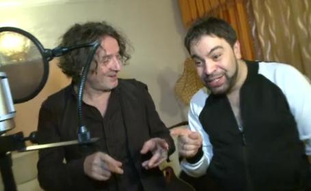Florin Salam si Goran Bregovic