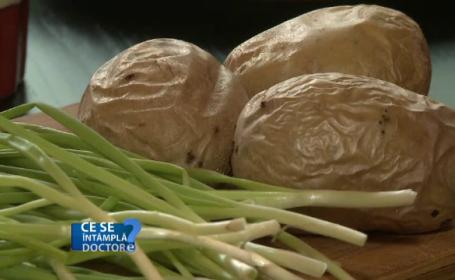 Ceapa verde contine unul din cei mai puternici antioxidanti din natura. Combinatiile alimentare perfecte care o contin