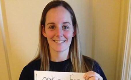 Abandonata dupa nastere in toaleta unui fast-food, o tanara isi cauta mama naturala pe Facebook. Mesajul pe care l-a transmis