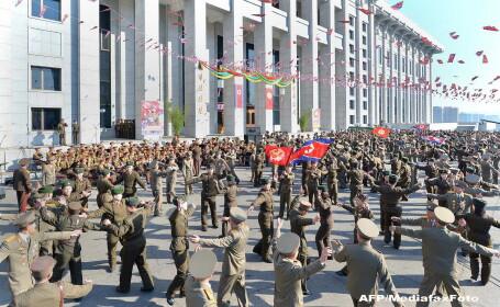 Alegeri parlamentare in Coreea de Nord