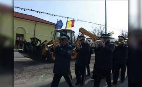 Excavator Galati